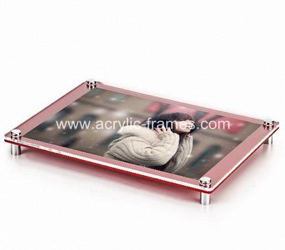 Floating diploma frame