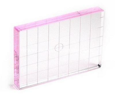 Custom design top quality Large acrylic block - Factory direct sales