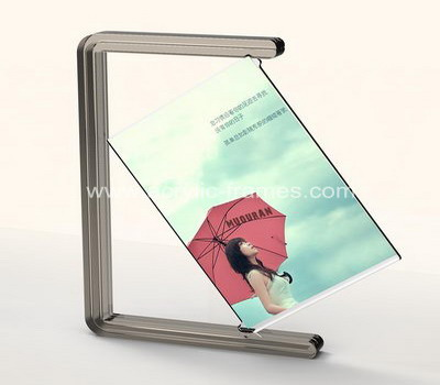 Perspex frames