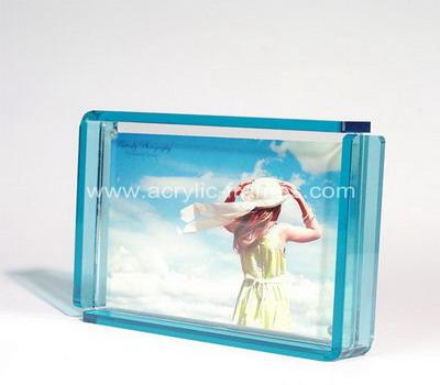 Custom plexiglass frames