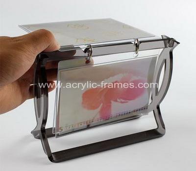 Plexiglass frames for photos