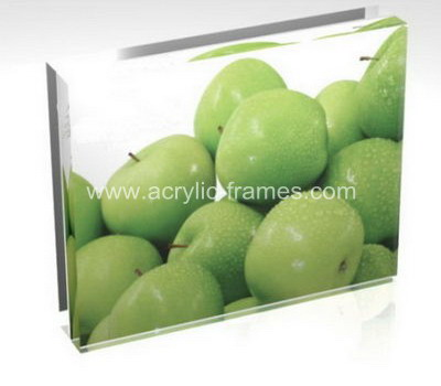 Clear poster frames