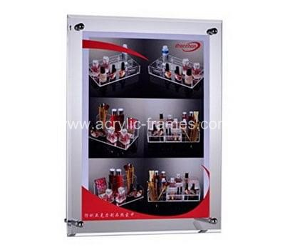 Wall mounted picture frames