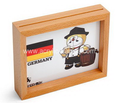 Solid wood frame