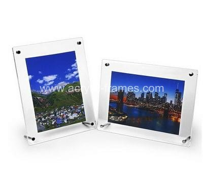 Plexiglass frames for posters