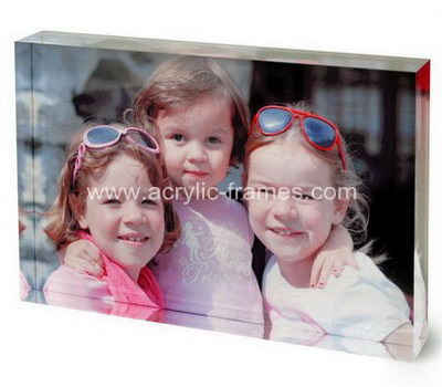 Personalised acrylic photo blocks