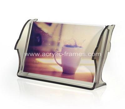Acrylic photo frames 8x10