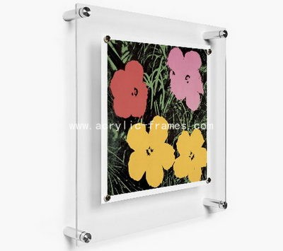 acrylic wall picture frames