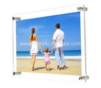Acrylic wall photo frames