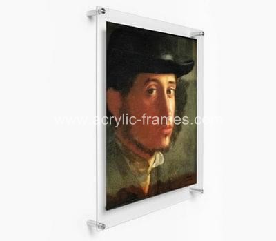 Acrylic Picture Frames Wall Mount Acrylic Frames Customized Design